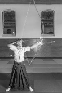 Kyudo - Kunst des Bogenschießens